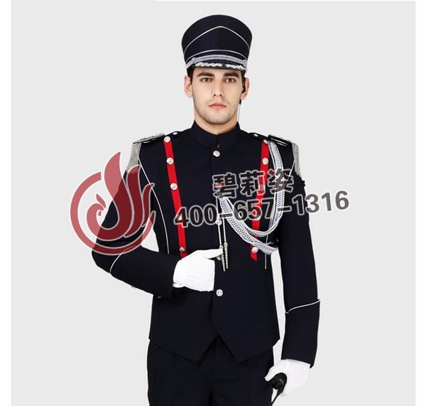 酒店迎宾服装图片